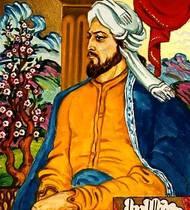Хагани, стихи, Поэзия Востока