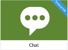 Chat - let your audience communicate through Digital Signage