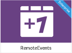 RemoteEvents & Queuing - Set values from Javascript client for custom applications