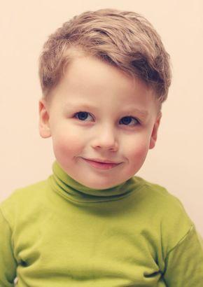 портрет мальчика