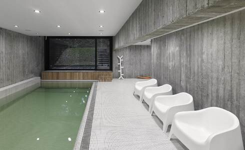 Монолитный бассейн