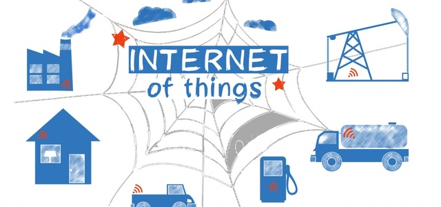 Signage and the Internet of things