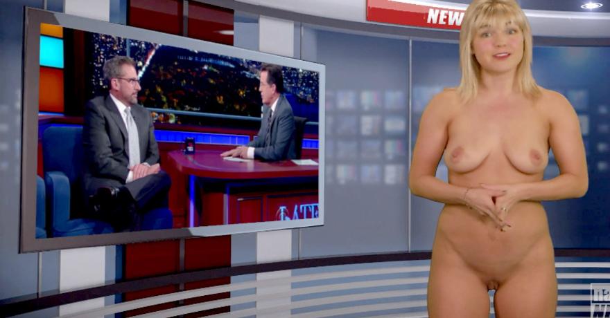 эротика российских телеведущих голых девушек всех новостей наверное решат, это