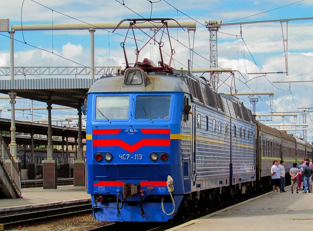 Поезд с москвы на харьков сегодня